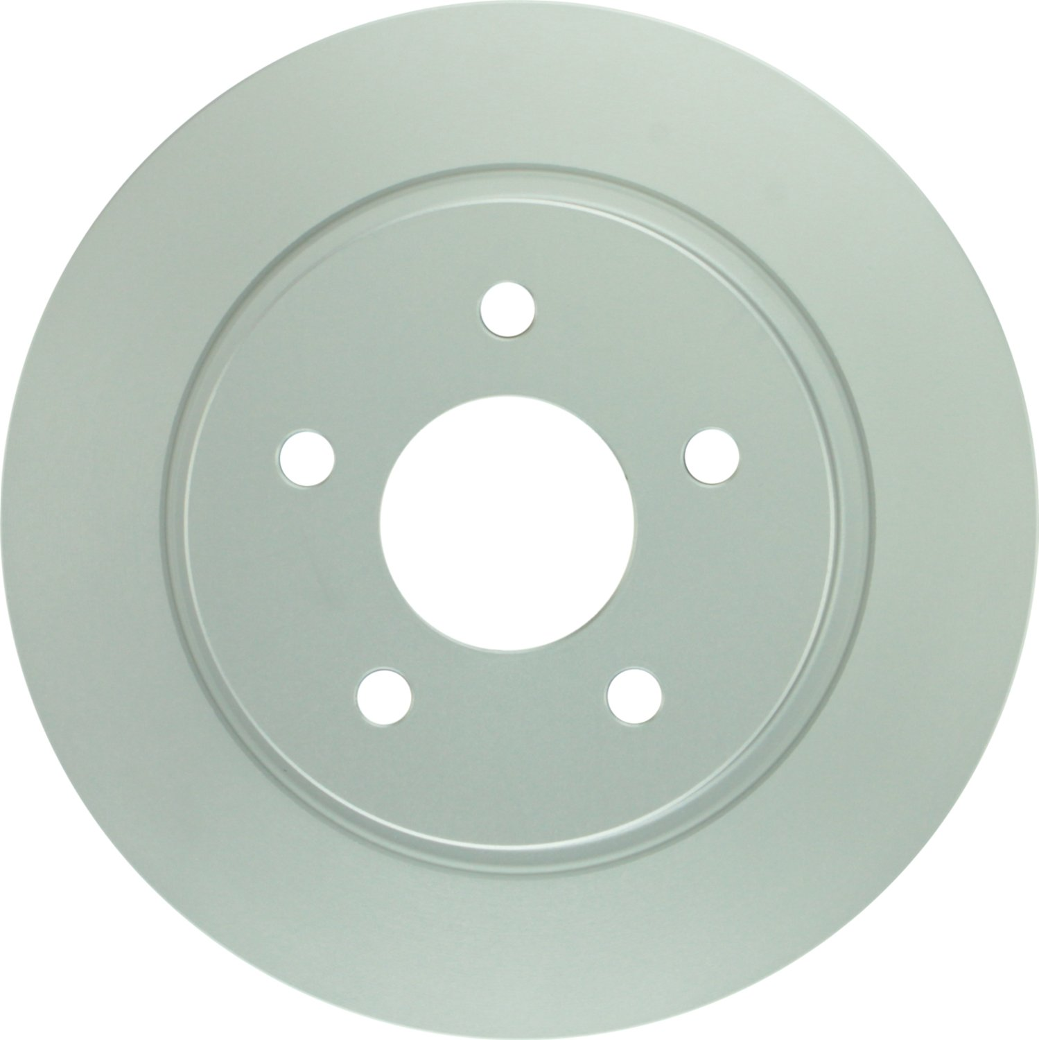 Bosch 20011533 QuietCast Premium Disc Brake Rotor, Rear