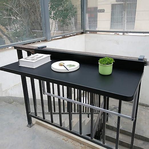 Mesa De Bar con Balcón, Mesa Colgante Plegable Interior para ...