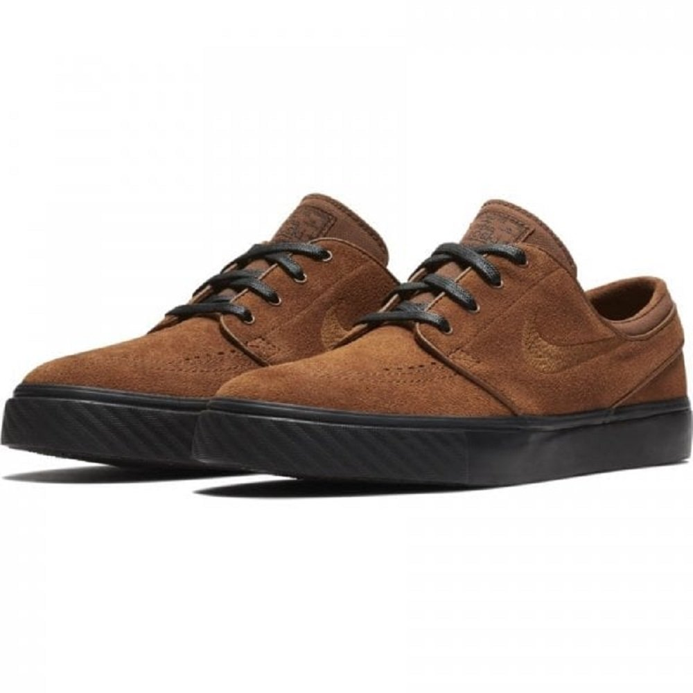 low priced ac6bc 198df Galleon - Nike Zoom Stefan Janoski Skate Shoes Lt British Tan lt British  Tan, Size 14
