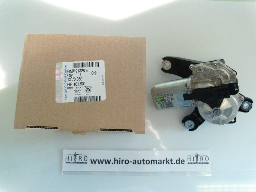 Opel 1273050 - Motor de limpiaparabrisas Opel Meriva A Corsa C Astra G Caravan: Amazon.es: Coche y moto