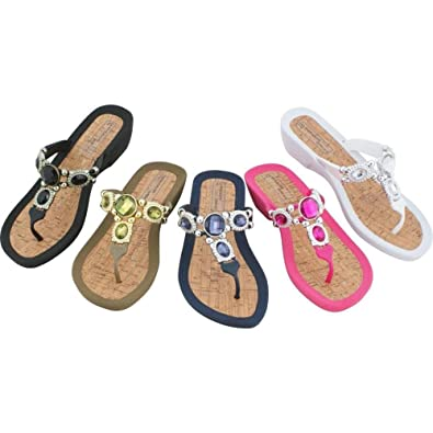 8b752e6bb5e54 Linea Scarpa Tholeto Beach Shoes Toe Post Ladies  Amazon.co.uk ...