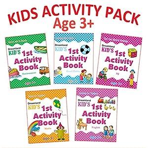 Kid's Activity Age 3+ –...