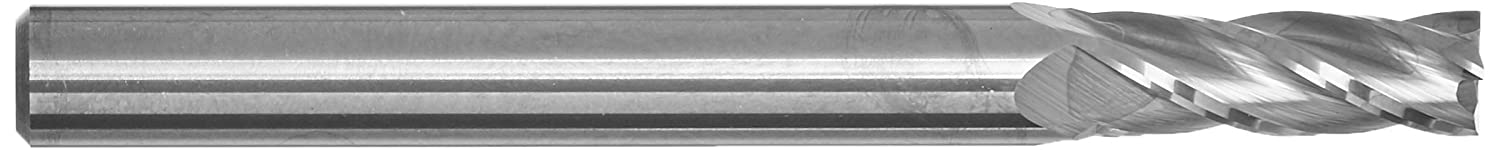 MMO Series Drill America 1//32 Carbide 2 Flute Single End End Mill