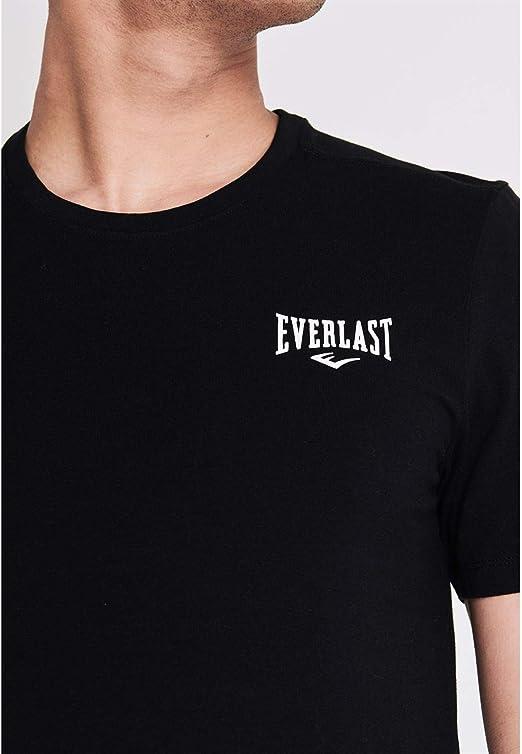 Everlast T-Shirt Mens Tshirt T Shirt Short Sleeve Top 5160