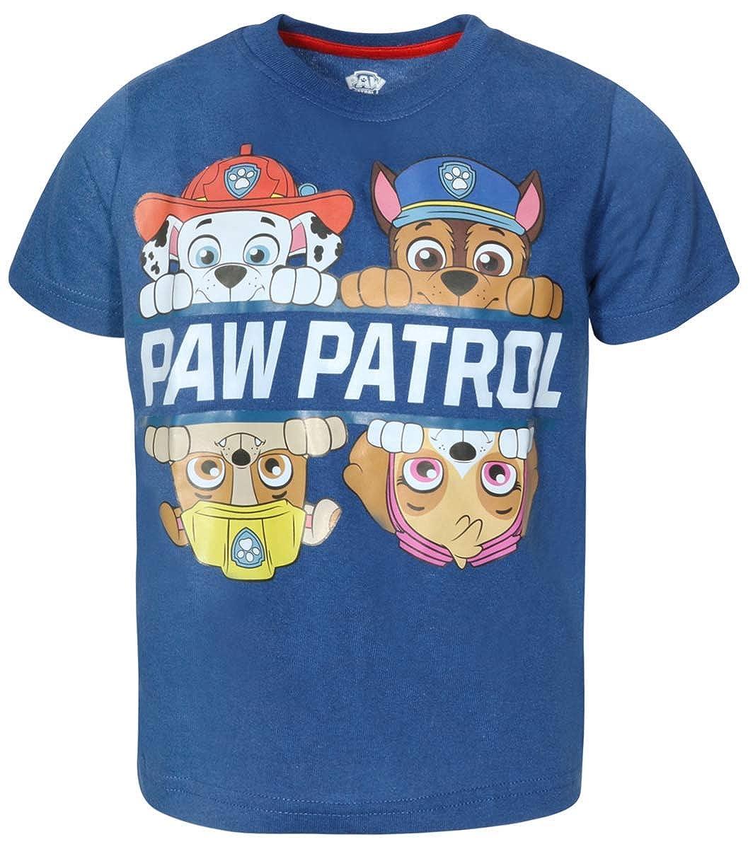 Nickelodeon Paw Patrol Boys 2-Piece French Terry Short Set