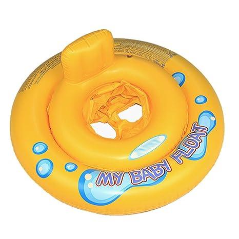 RemeeHi Inflable bebé Swim Flotador Floater niño Asiento de Seguridad Ayuda Trainer Serie Agua Divertido Juguete