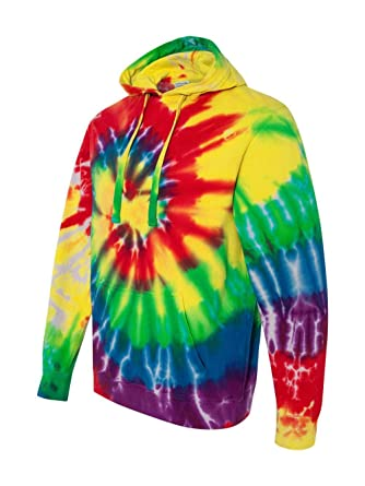 95b5ad6d9 Image Unavailable. Image not available for. Color: Tie-Dyed Mens Sweatshirt  ...