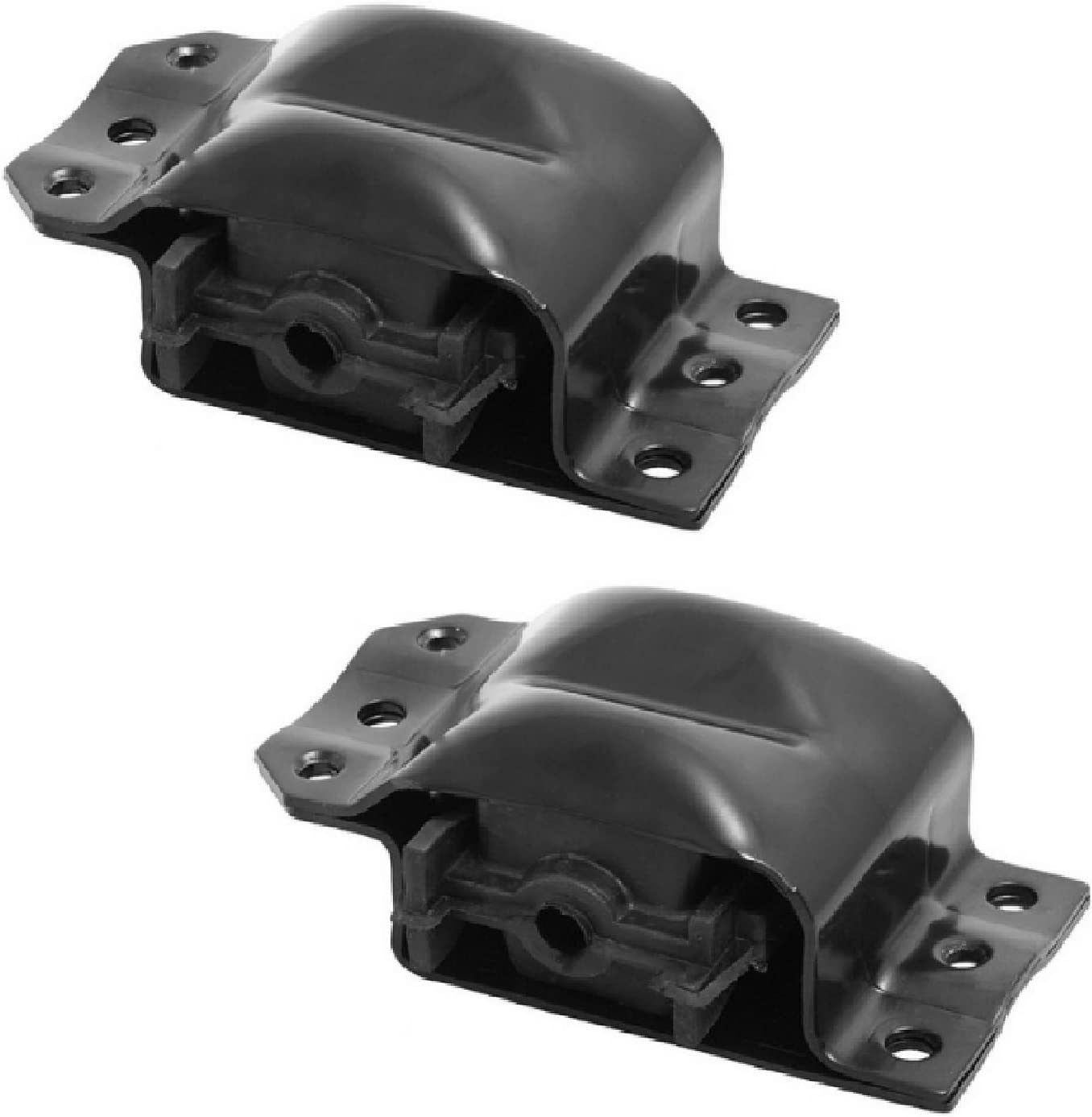 2 PCS FRONT LEFT AND RIGHT MOTOR MOUNT Fit 1988-1994 CHEVROLET Blazer 5.7L 4WD