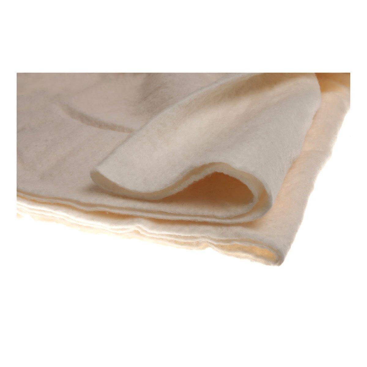 Hobbs Craft Piece Heirloom Cotton Scrim Batting, White HNS36