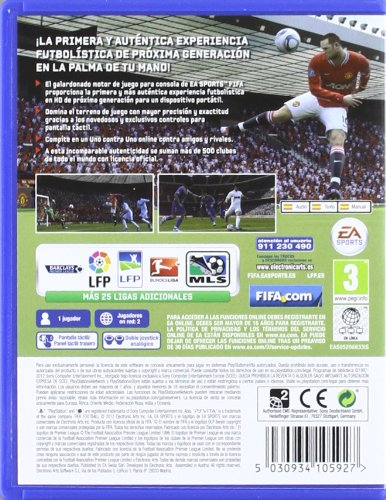 EA Sports: FIFA Football: Amazon.es: Videojuegos