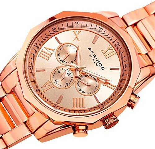 Akribos Watches Reviews 2020 | Exclusive Buying Guide 2