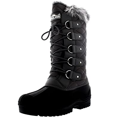 Seeland Snow Queen Boot (Women's) - Black easy going DISCOUNTS