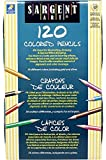 Sargent Art 22-7252 120-Count Best Buy Assortment Colored Pencils (2 Pack)