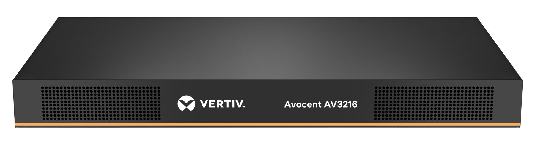 Avocent 16-Port Rackmount KVM Over IP Switch with CAC & Local or Remote Access (AV3216-001)