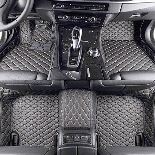 Orealtech Fußmatte Auto Für A6 4g2 4gc C7 C8 4a2 4gh 4gj 4g5 4gd 4a5 2017 2018 Allwetter Xpe Leder Autoteppich 3d All Inclusive Stil Automatte Vorn Und Hinten Auto