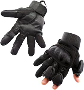 Mili-MIT Tactical Glove with Patented 3 Retractable… Sweepstakes