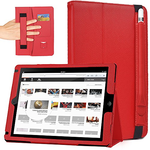 ipad Pro 12.9 Case, ipad Pro Case, COCASES Stand Folio Le...