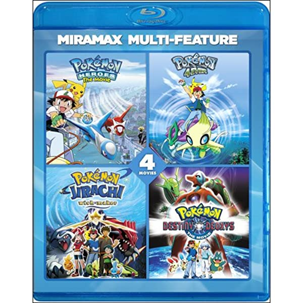 pokemon heroes full movie english dub