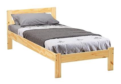 Doghe In Legno Per Letti : Avanti trendstore jana letto singolo struttura in legno