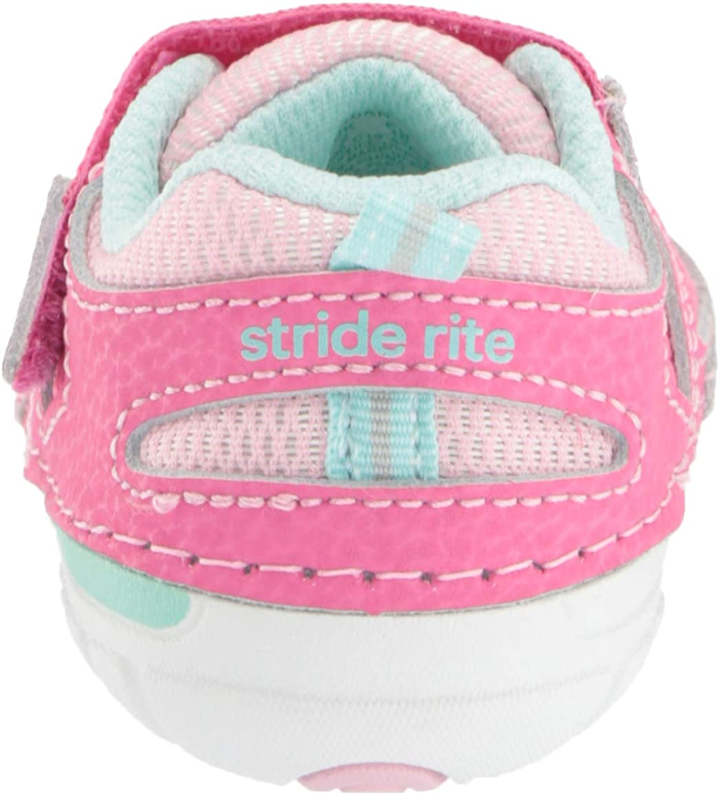 | Stride Rite Soft Motion Baby and Toddler Boys Adrian Athletic Sneaker | Sneakers