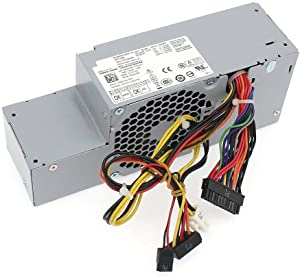 235W FR610 PW116 RM112 67T67 WU136 R224M Replacement Power Supply for Dell Optiplex 760, 960 780 580 Small Form Factor (SFF) System, Models Number: H235P-00 L235P-01 L235P-00 H235E-00 F235E-00