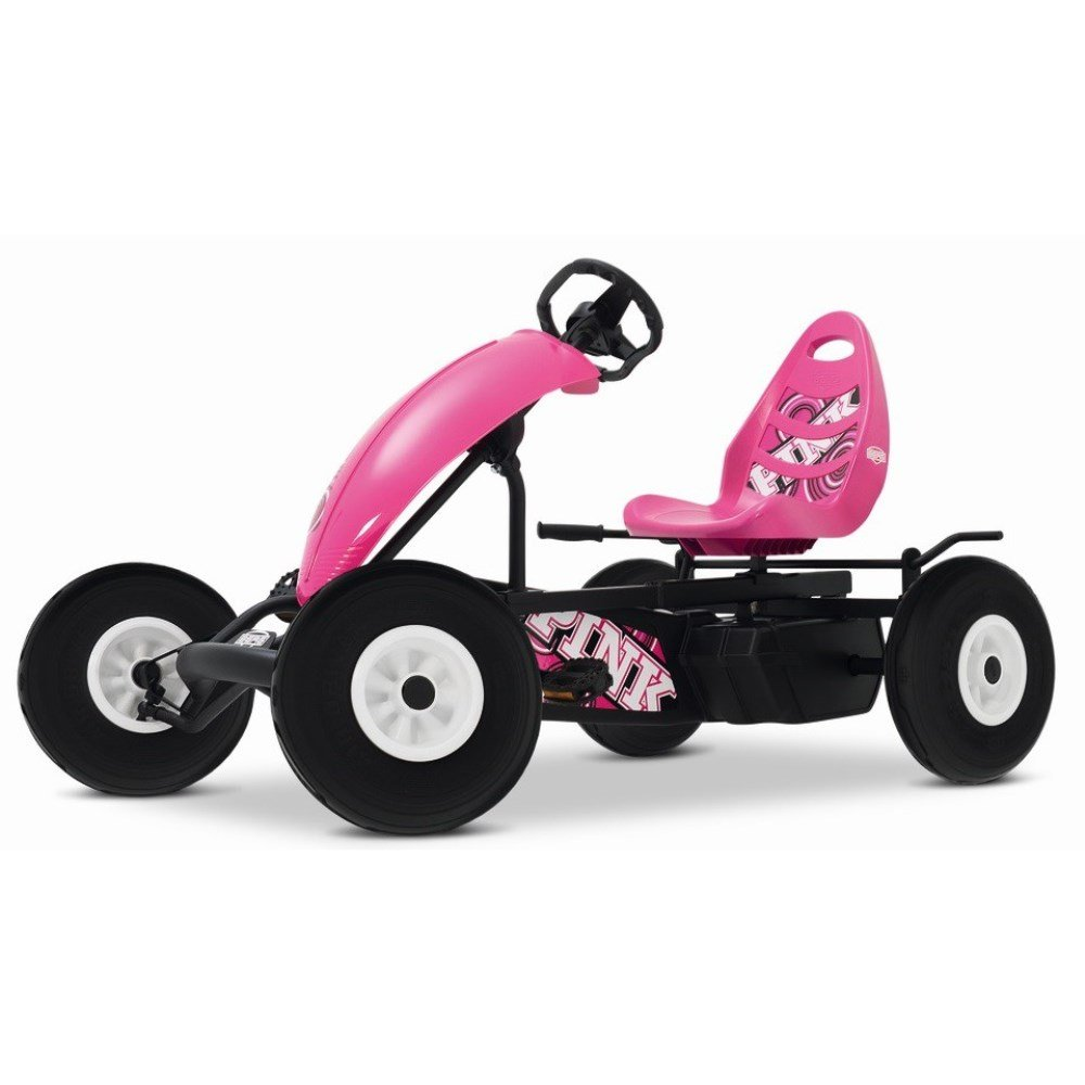 Berg Pedal Go Kart - Compact Pink BFR