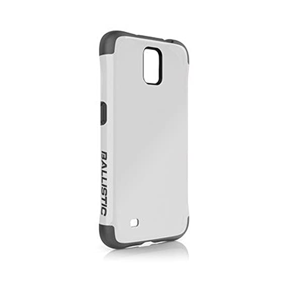 Amazon.com: BALLISTIC AP1178-A137 Aspira Case for Samsung Galaxy Mega - White/Charcoal: Ballistic: Cell Phones & Accessories