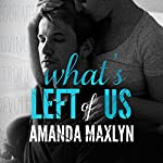 What's Left of Us: What's Left of Me, Book 2 | Amanda Maxlyn