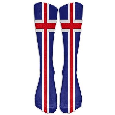 Mipu Shangmao Iceland Flag Fashion Sports Socks Running Socks Soccer Socks Stocking