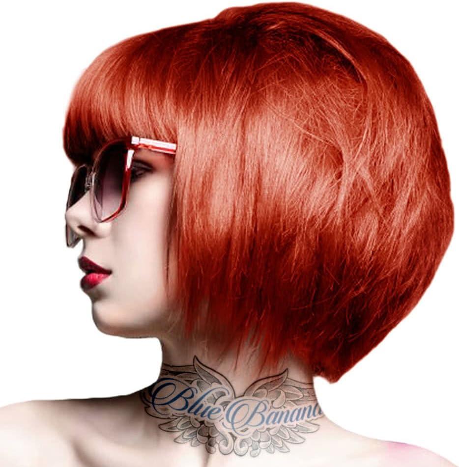 La Riche Directions Semi-Permanent Hair Colour 88ml X 2 Tubs Vermillion Red by La Riche
