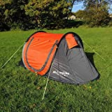 Pop 200 SD Tent, Orange, One Size