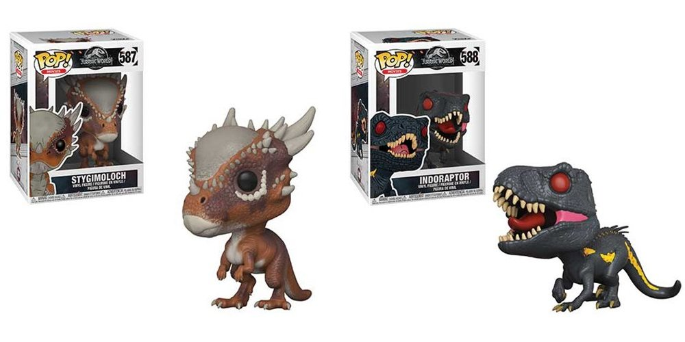 Amazon.com: J.W. Jurassic World: Fallen Kingdom Stygimoloch ...