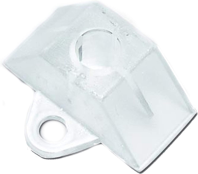 Separador para placas onduladas Sinus 76//18 Sinus 177//51 100 unidades Sinus 130//30 trapezoidal 70//18 Haus /& Dach techo ondulado
