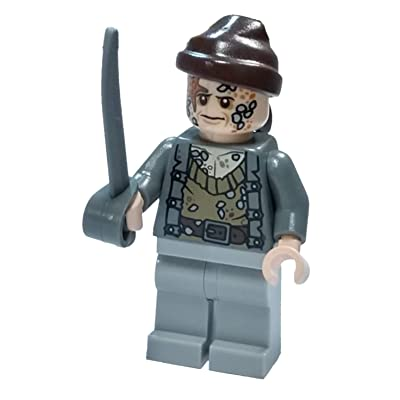 LEGO Minifigure - Pirates of the Caribbean - BOOTSTRAP BILL: Toys & Games