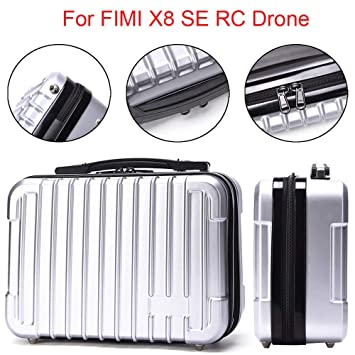 Webla Drone Funda protectora para Xiaomi FIMI X8 SE RC Funda ...
