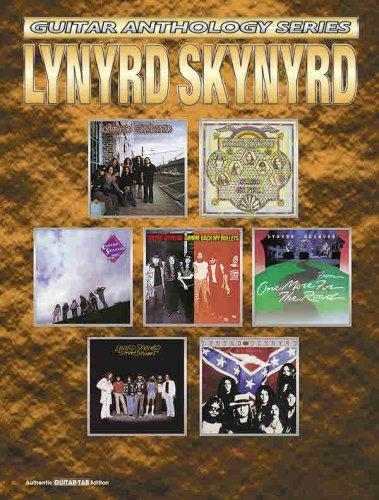 - Lynyrd Skynyrd: Authentic Guitar-Tab Edition (Guitar Anthology)