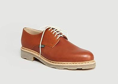 acheter en ligne b5d36 f0a48 Paraboot Derbies Issy Liege Femme: Amazon.fr: Chaussures et Sacs