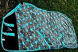 Challenger Horsewear 68'' Horse Sheet Polar Fleece Cooler Exercise Blanket Wicks Moisture 4363