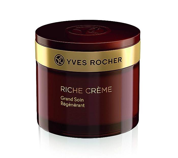 Yves Rocher Riche Crème Intensive Regenerating Care with 30 Precious Oils, 75 ml./2.5 fl. oz.