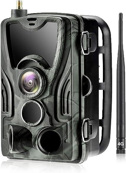 SUNTEKCAM Hunting Trail Camera Wildlife 16MP 1080P IR Scouting Cam Night Vision
