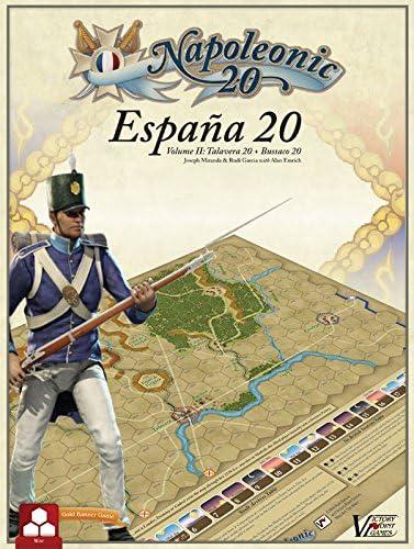 Victory Point Games Espana 20 Volume 2 Box - English: Amazon.es: Juguetes y juegos