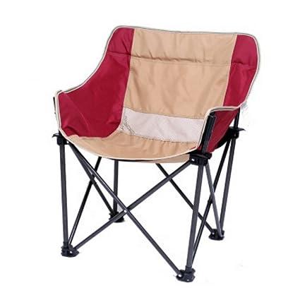 OOFAY Silla De Playa Al Aire Libre Silla Plegable Camping ...
