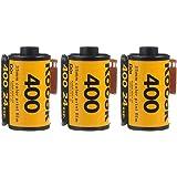 3 Rolls Kodak UltraMax 400 35mm Film GC24 135-24 Exp Gold Color Print