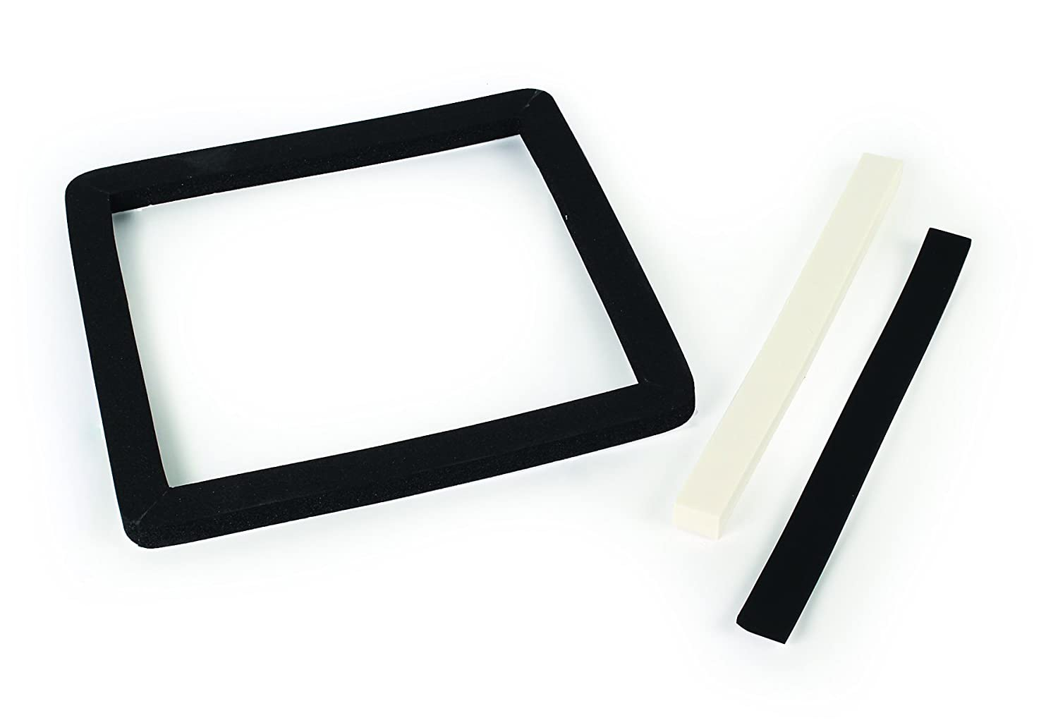 "Camco 25071 14"" x 14"" Universal Roof Air Conditioner Gasket Kit"