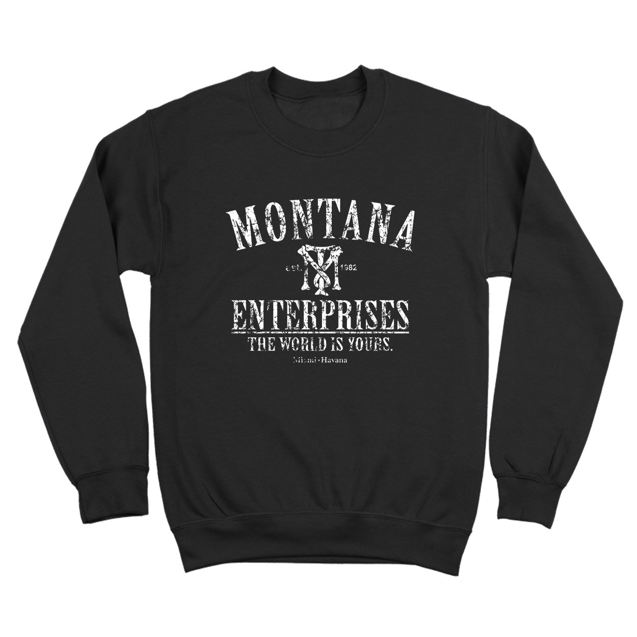 Amazon.com: Funny Threads Outlet Montana Enterprises Retro ...