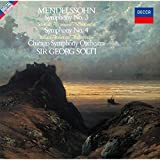 Mendelssohn: Symphony 3 Scotland