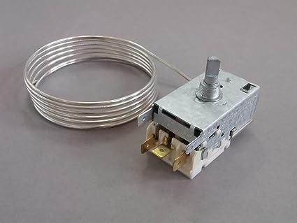 Kühlschrank Thermostat : Kühlschrank thermostat temperaturregler k p whirlpool czw
