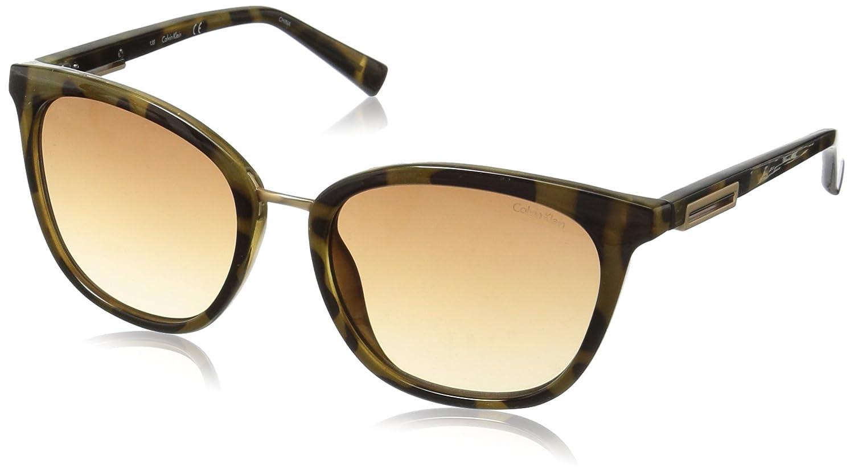 Calvin Klein - R732s Gafas de sol cuadradas Para mujer ...