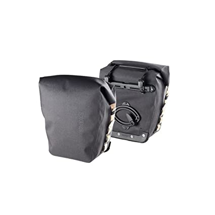 Amazon.com: Brooks Saddles Land s End Rear Pannier de viaje ...