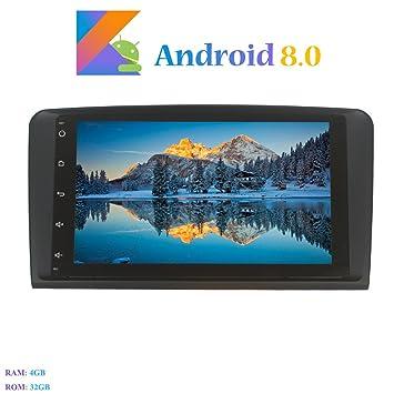 """Android 8.0 Autoradio, Hi-azul In-Dash Radio de Coche 9"""" Navegación"""